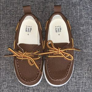 Toddler Brown Loafers
